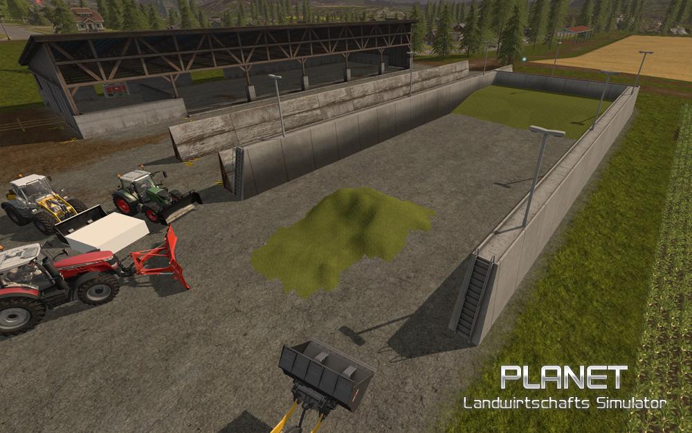 bga silo ls17 dev wip mods planet landwirtschafts simulator. Black Bedroom Furniture Sets. Home Design Ideas